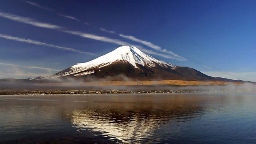 Mt. Fuji: Japan's sacred volcano