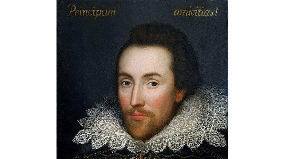 His Living Hue: What Did Shakespeare Look Like?