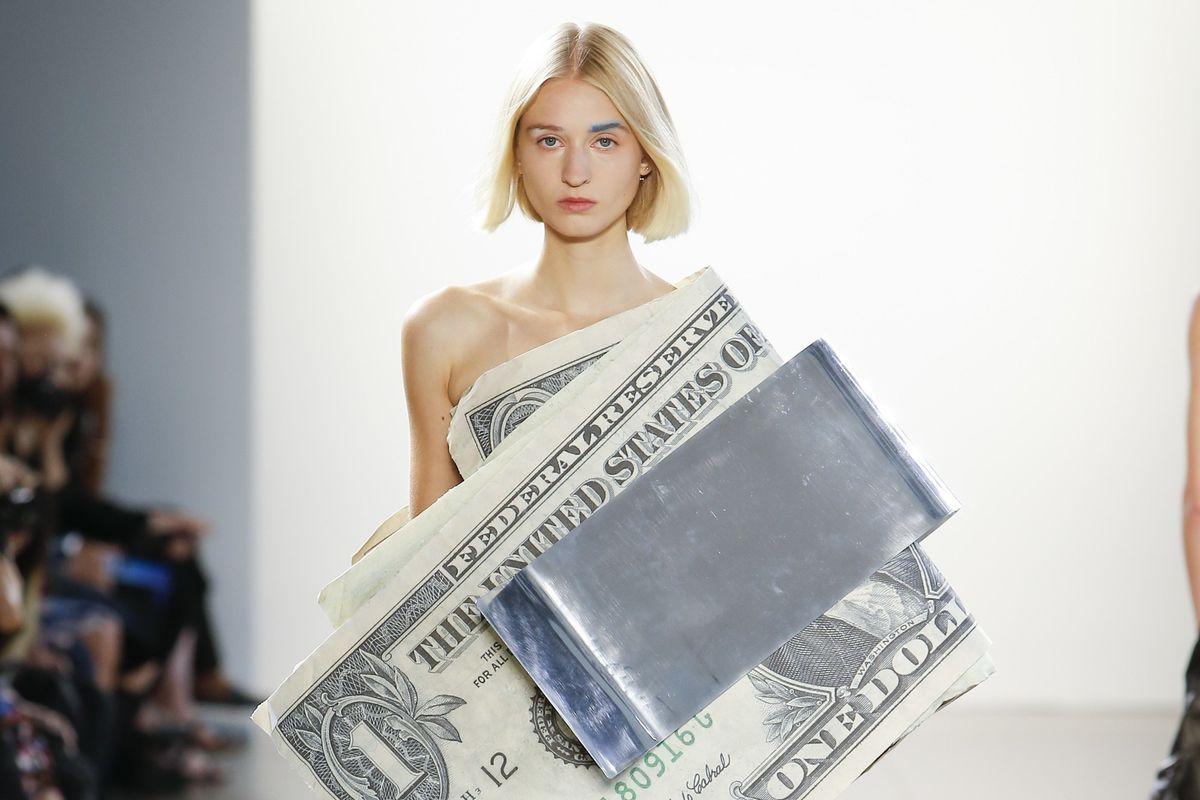 Throw All Your Dollar Bills at This Rising Designer