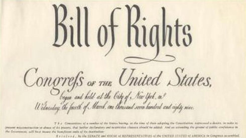 A Robot's Bill of Rights?