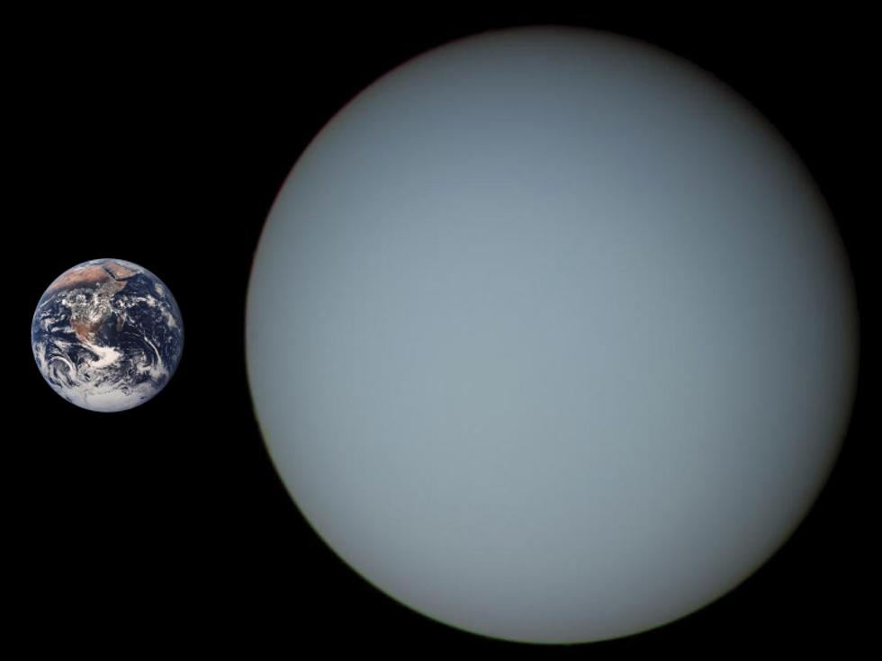Mining Uranus for Fuel