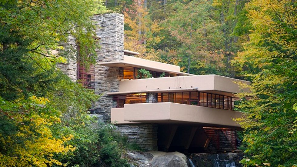 Why Fallingwater Still Matters 75 Years Later Big Think