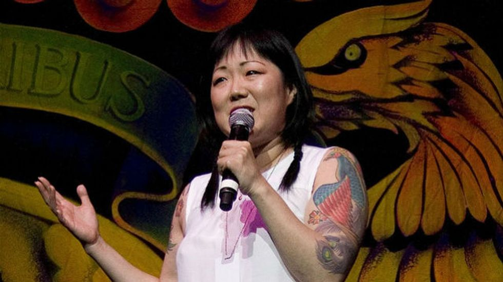 Margaret Cho's Top Five Up-and-Coming Female Comics