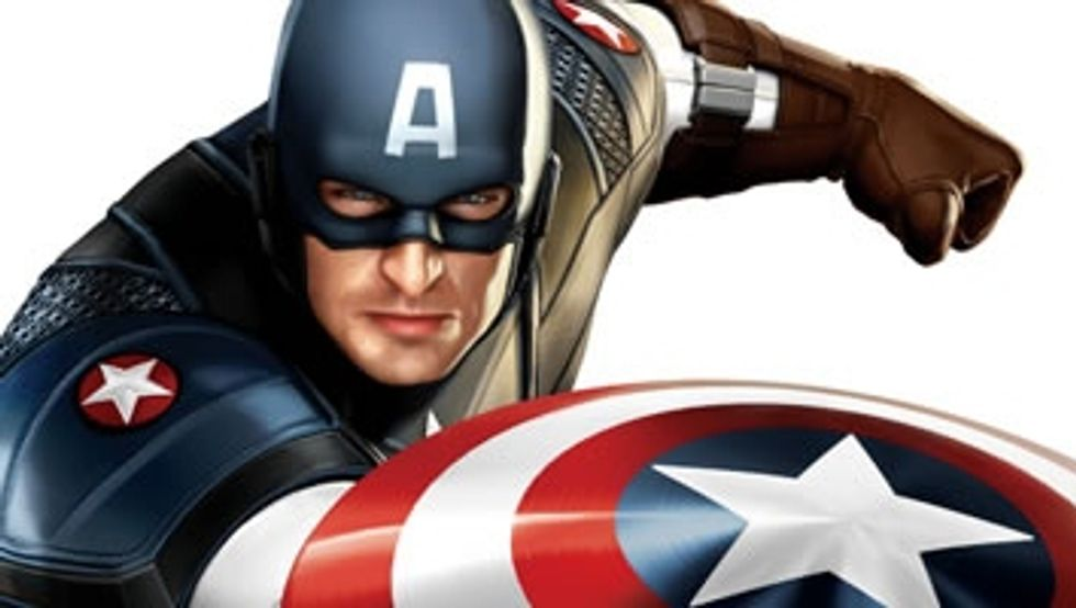 Suspended Animation – The Strange Science of Captain America