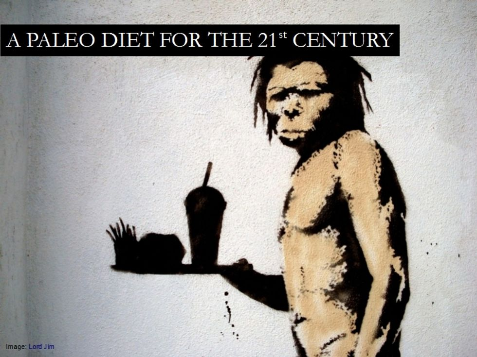 Eat Like a Caveman? Field Notes from a Conference on the Paleo Diet