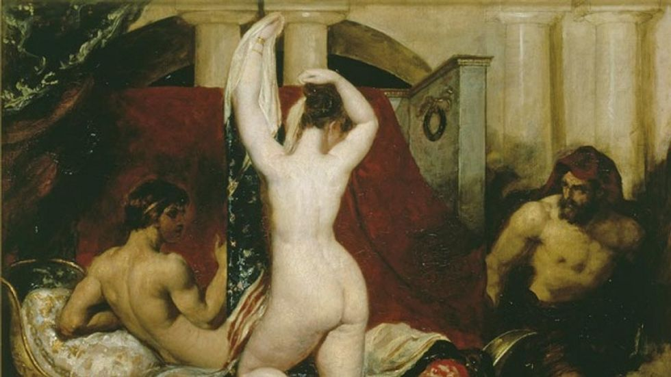 William Etty: The Most Controversial Artist You've Never Heard of