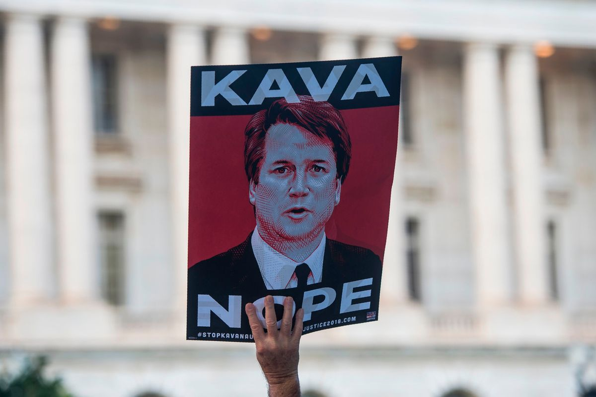How to Protest Brett Kavanaugh's Supreme Court Appointment