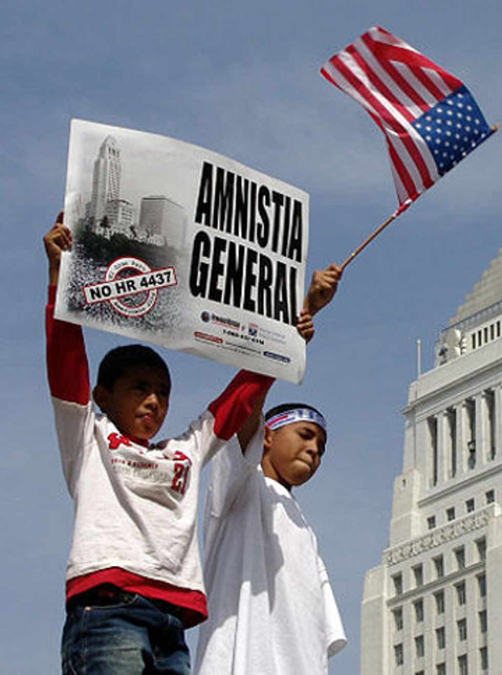 Immigrant Attitudes toward Immigration
