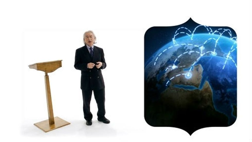 The Universe in a Nutshell: Dr. Michio Kaku On the Physics of the Impossible