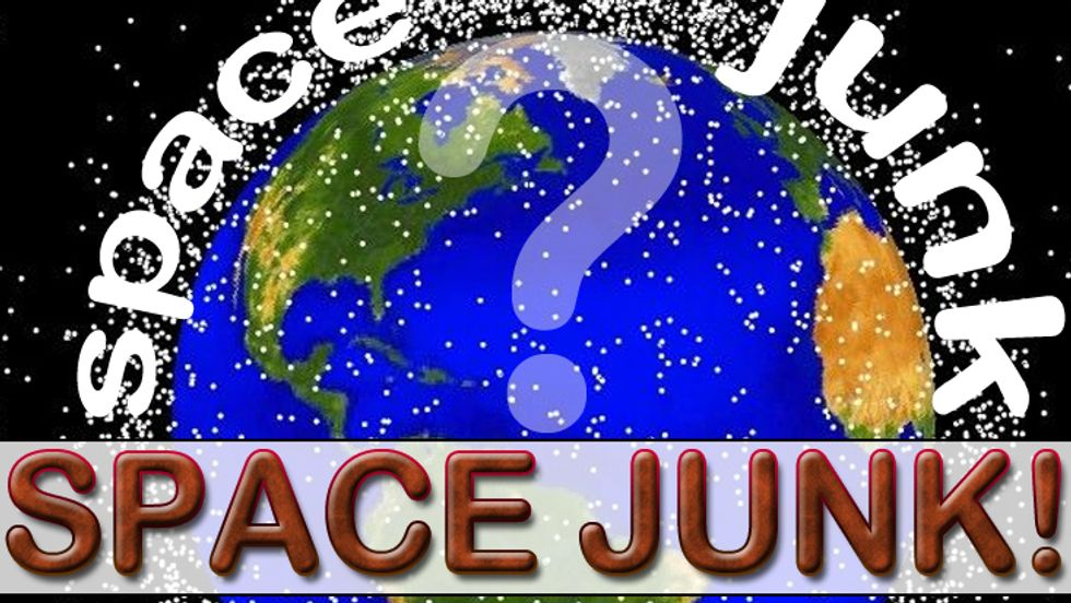 Forget Alien Invasions - Space Junk is the Real Menace from Space!