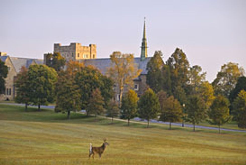 Berry College:  The Biggest and Almost the Most Beautiful Campus