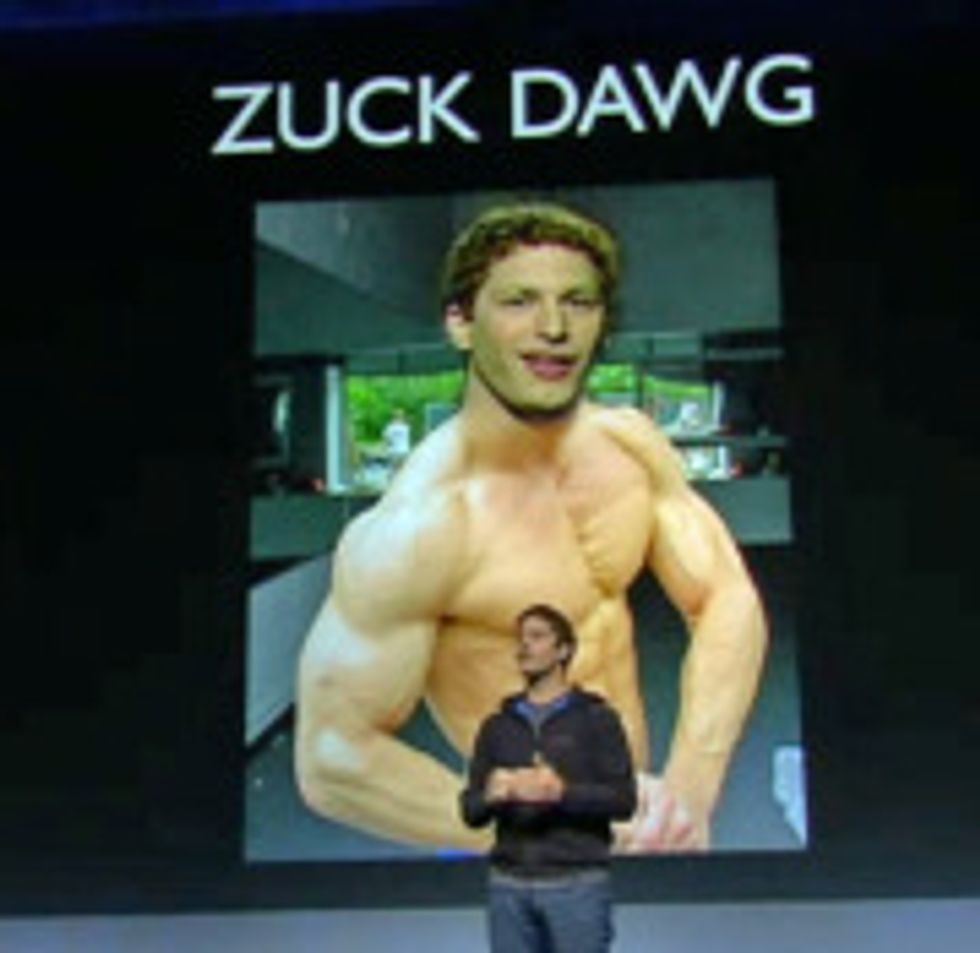Keynote Fever: Jobs and Zuck Look-a-likes