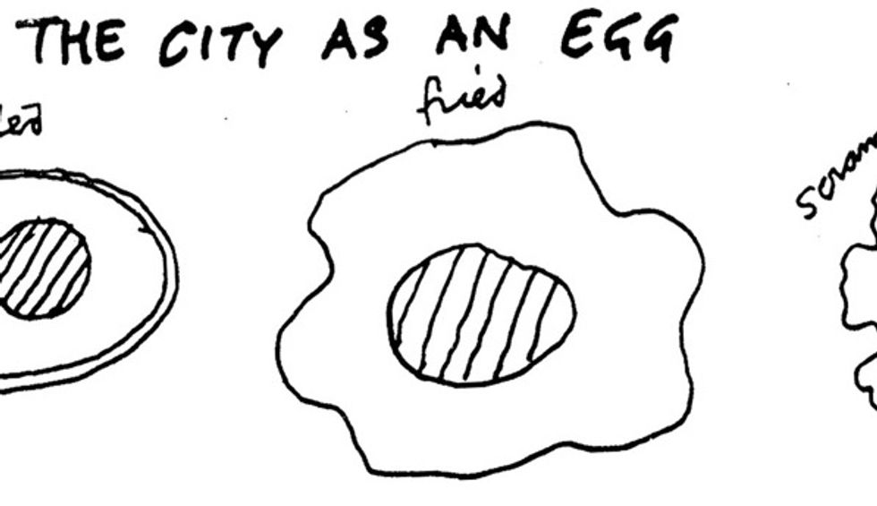 The Eggs of Price: An Ovo-Urban Analogy
