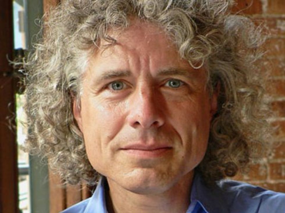 Steven Pinker on Reason and the Decline of Violence