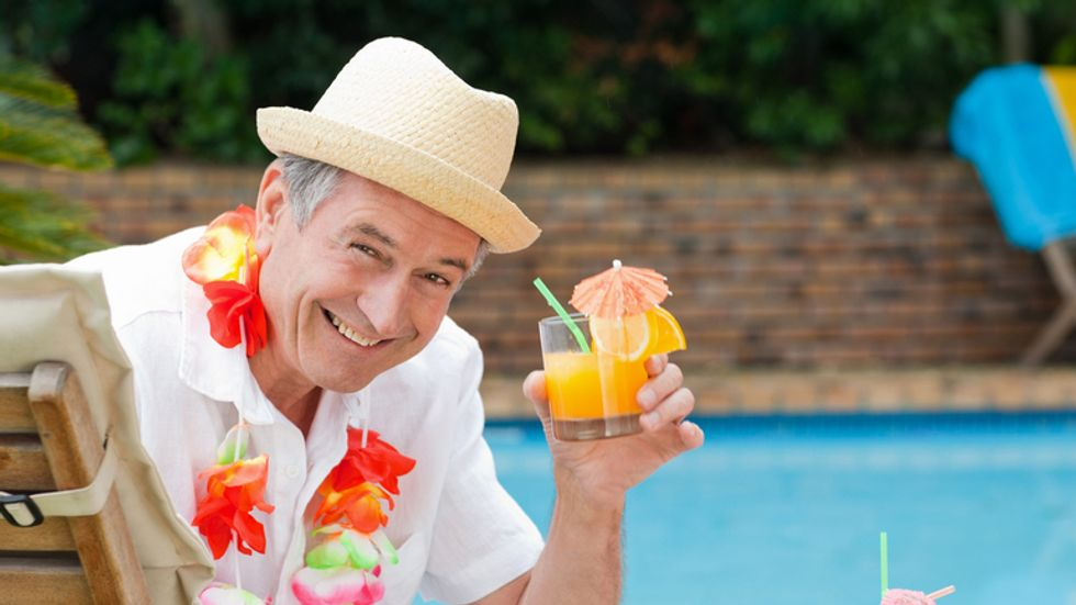 If An Old Man Is an Annuity, How Much is He Worth on the Senior Sex Market?