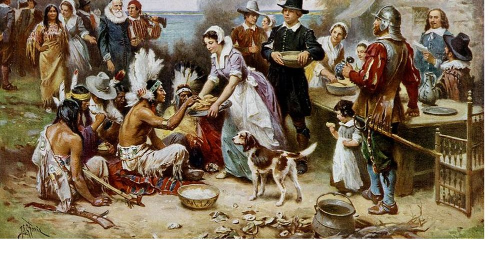The First Thanksgiving: Reclaiming Jamestown From the Dustbin of History