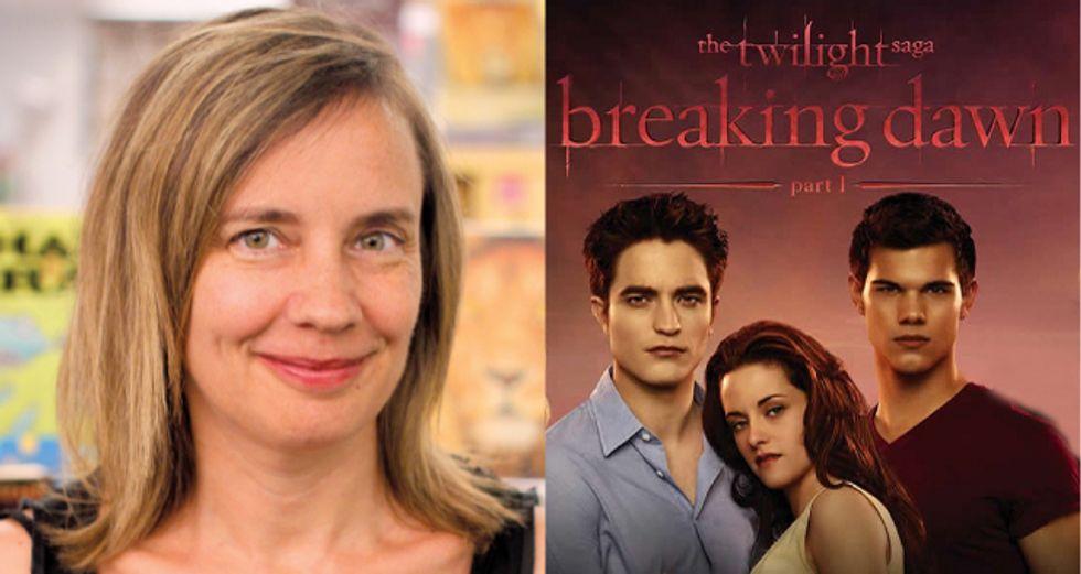 Publishing With Teeth: Megan Tingley & Twilight