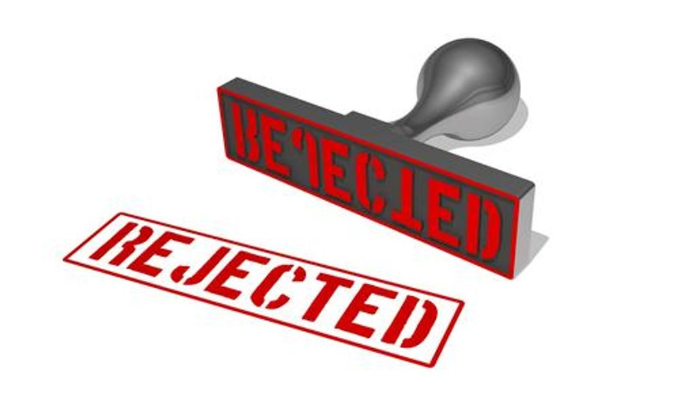 Turn Rejection into Success