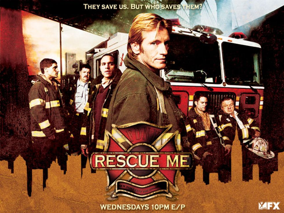 They Rescue Us, But Who Rescues Them? TV Drama Portrayals of 9/11 First Responders