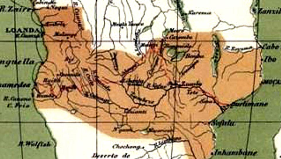 The Mapa Cor-de-rosa: A Portuguese Empire That Never Was