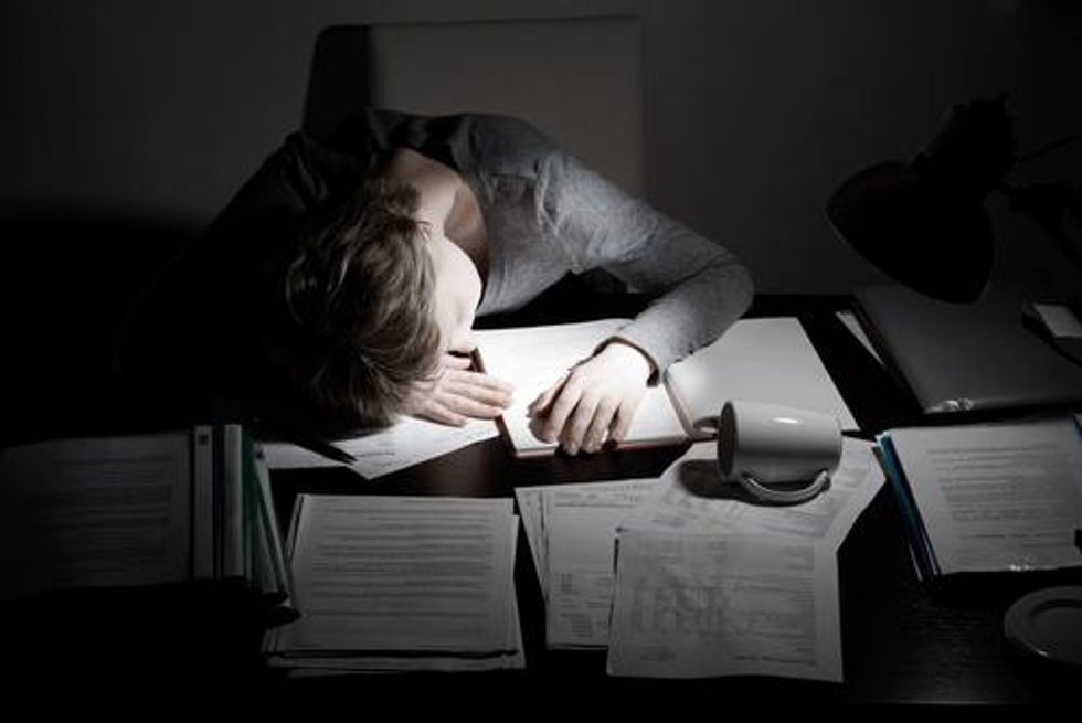 Why You Shouldn't Burn the Midnight Oil - Big Think