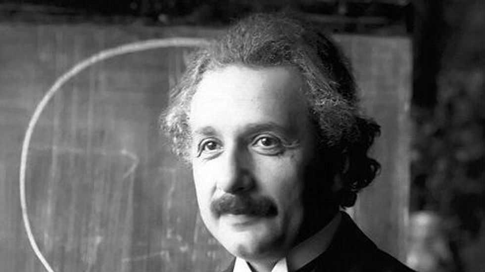 What if Einstein is Wrong?