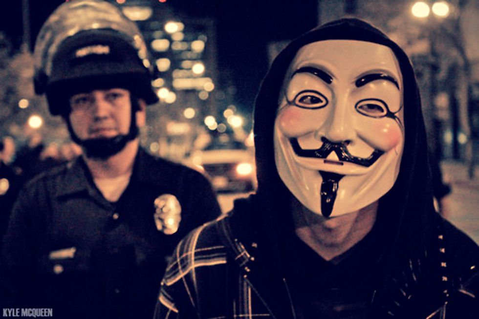 Film About Occupy LA Debuts at YouTube