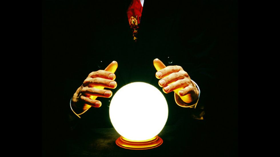 My 2012 Predictions: Pump Priming and Stagflation