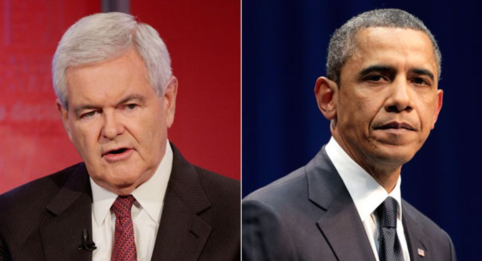 Food Stamp President? The Science of Why Gingrich's Race-Tinged Label Sticks