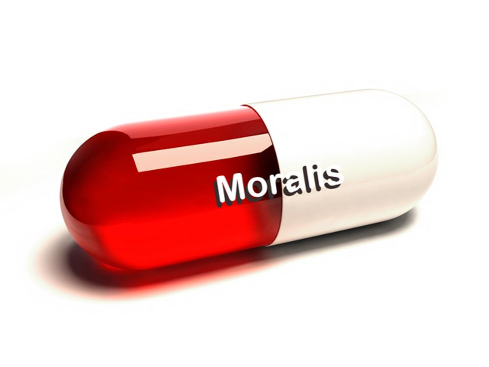 The Morality Pill