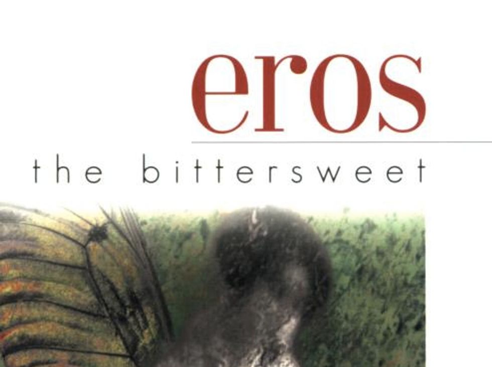 """Deadpan Sexy: Anne Carson's """"Eros the Bittersweet"""""""