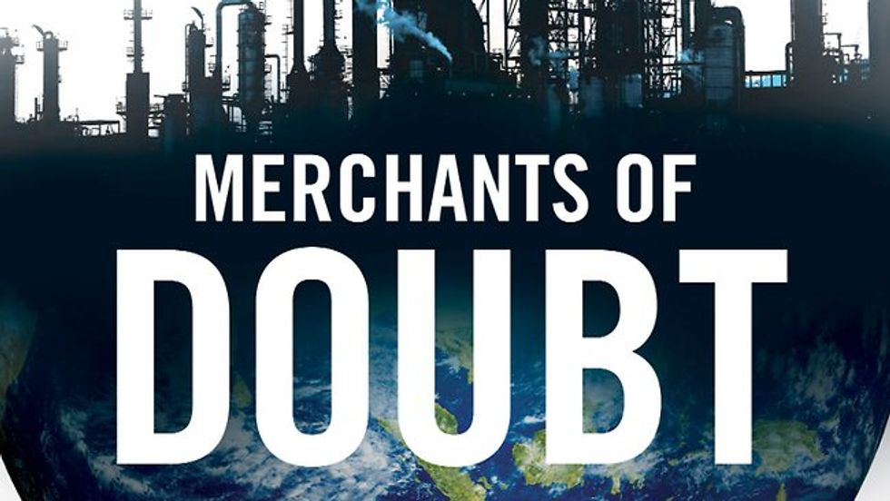 Merchants of Doubt: Nicotine is Not Addictive = Climate Change Is Not Real