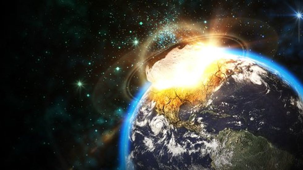 Asteroid 2012 DA14 Won't Kill Us (Yet), But Ought to Scare Us Into Action