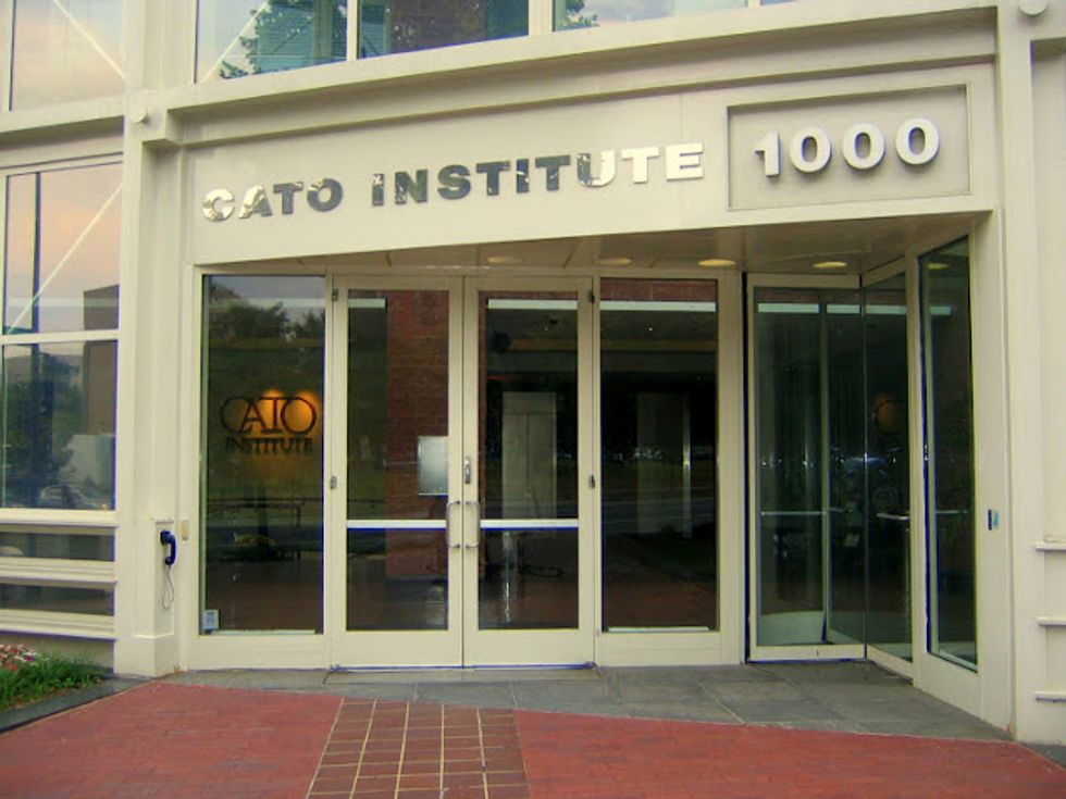 More on the Fight over the Cato Institute