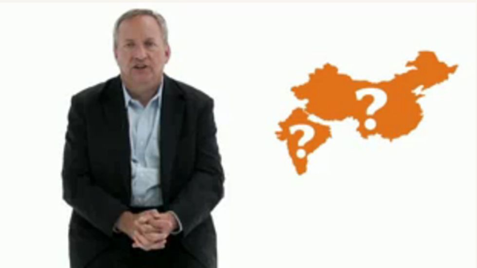 Larry Summers on the Rise of China and India
