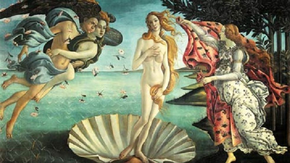 What If the Old Masters Painted Modern Ideals of Beauty?