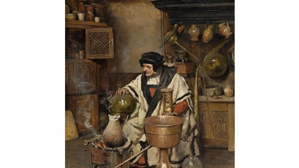 How Alchemy Led to the Modern Economy