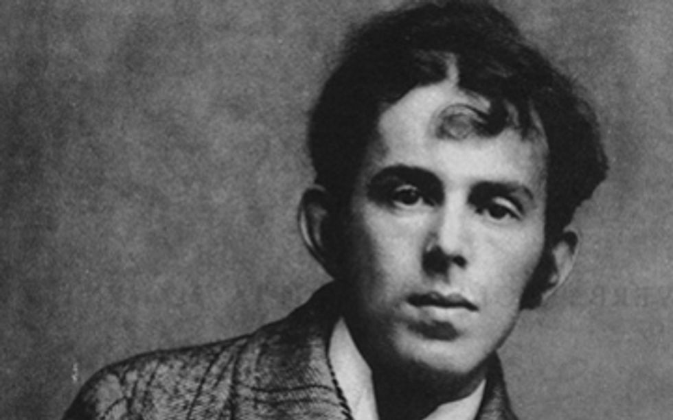 The Man Who Died for Poetry