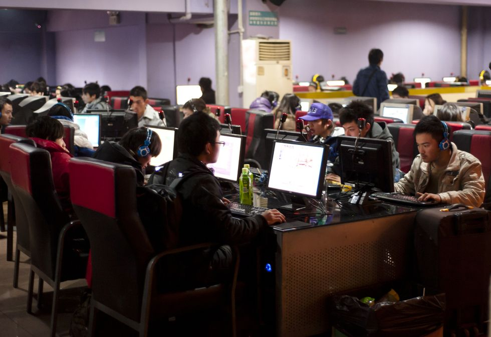 The Long Arm Of China's Internet Police