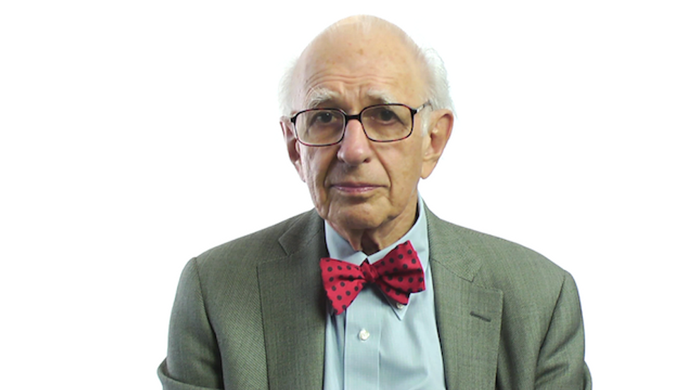 The Human Brain in the Age of Insight: Eric Kandel LIVE on Big Think