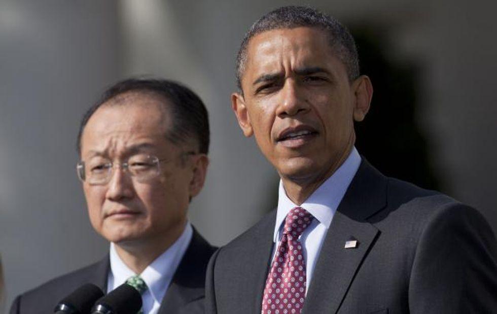 Jim Yong Kim: Superstar Pragmatist