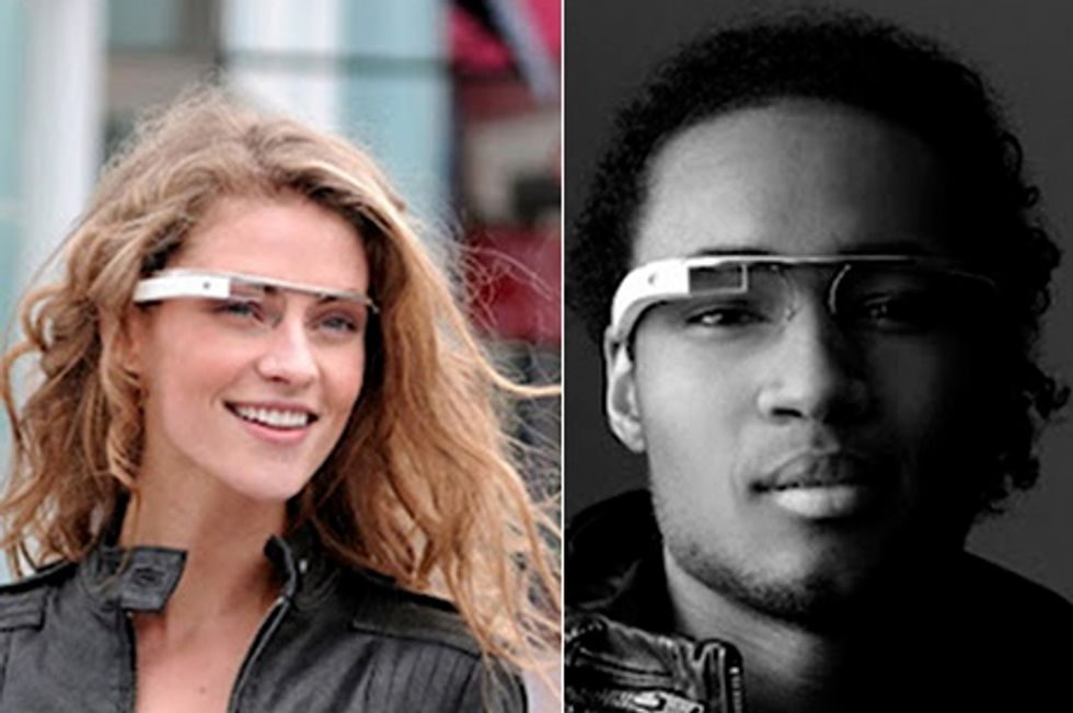 """The New """"Google Glasses"""" Ad: Some Version of Hell"""