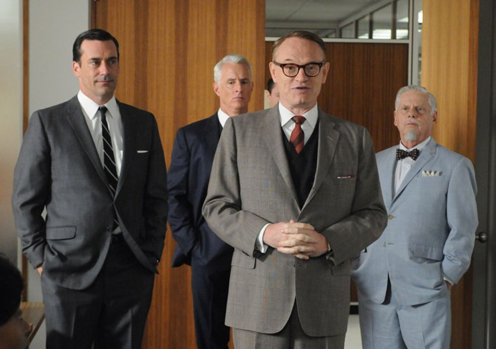 Truth and Fiction in Mad Men