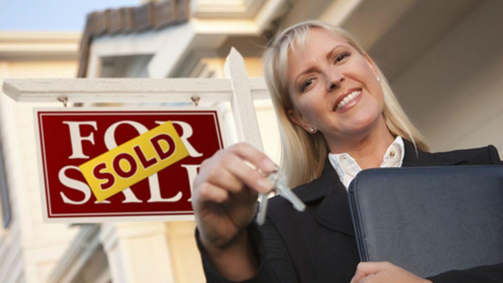 Unattractive Real Estate Agents Achieve Quicker Sales