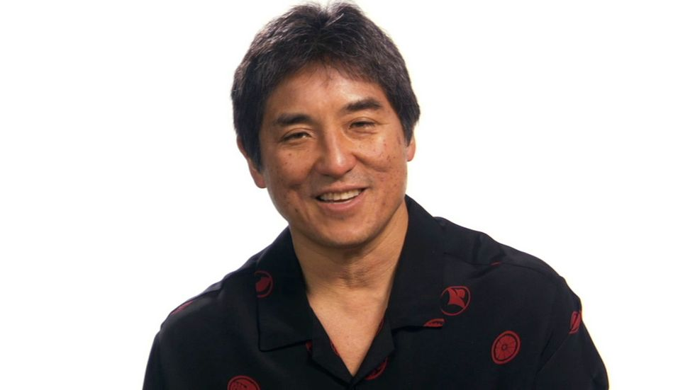 Guy Kawasaki: The Simplest Piece of Career Advice You Don't Want to Hear