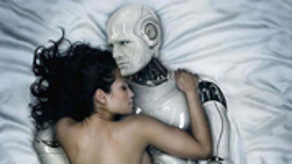 Would You Pay to have Sex with an Android?