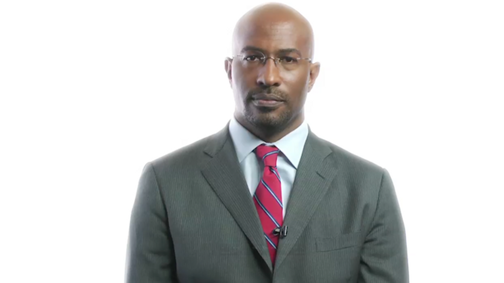 Has the Hope Bubble Burst? Van Jones on Being Relevant, and Rebuilding the Dream (Video)