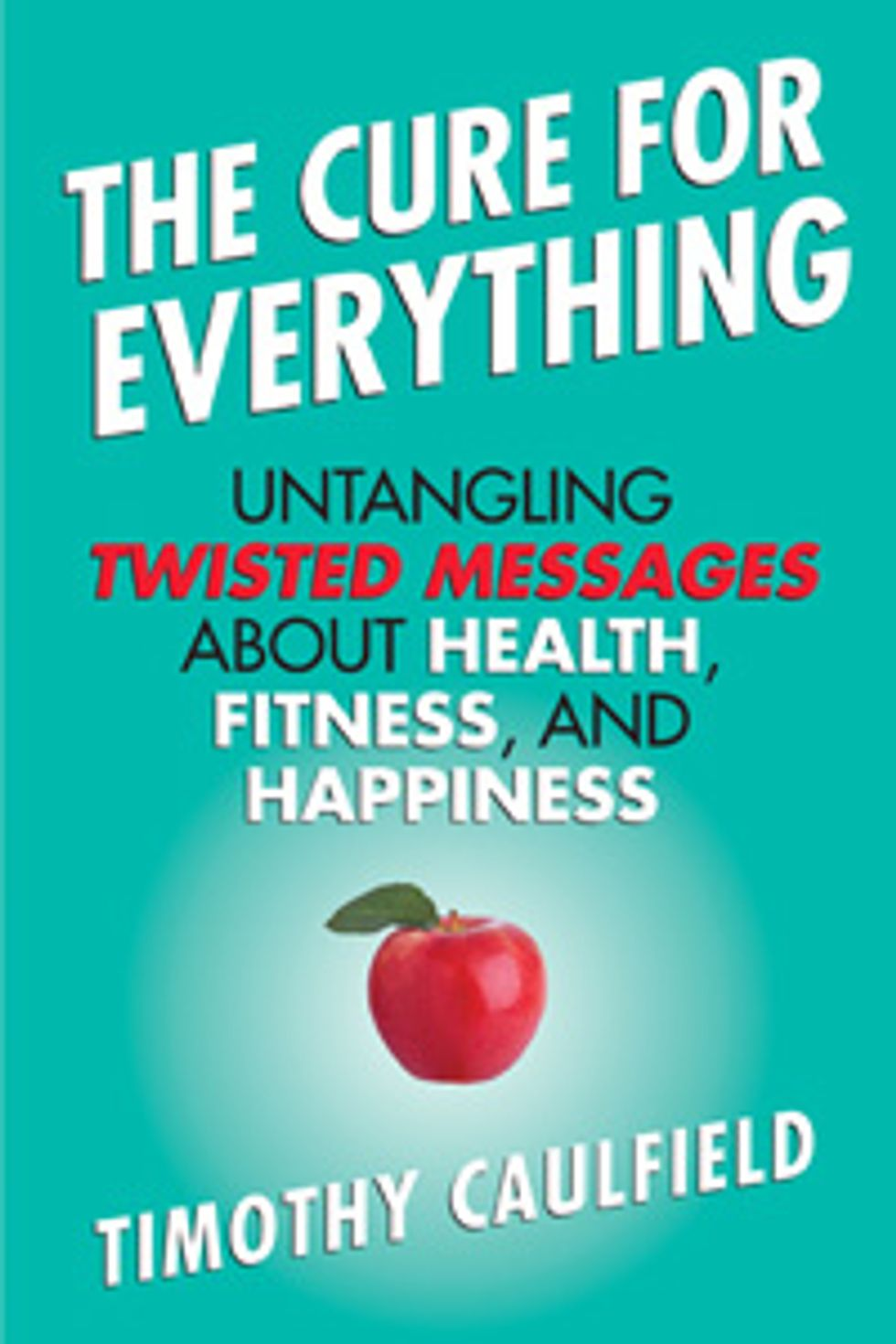 DC Lecture April 25: Decoding Messages About Health, Fitness, and Happiness
