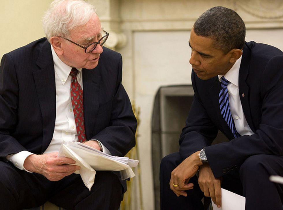 Should Warren Buffett Voluntarily Pay More in Taxes?