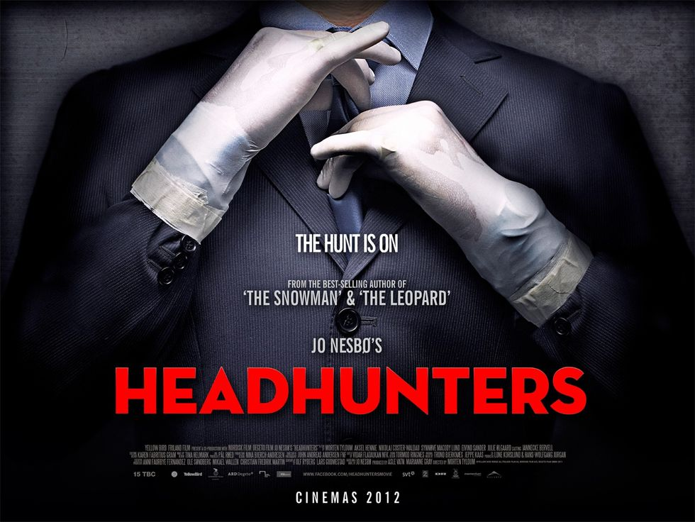 Jo Nesbo's Headhunters Opens in U.S. Theaters April 27